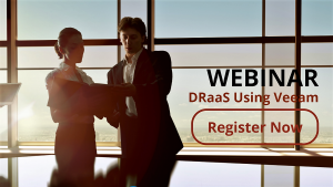 DRaaS using Veeam