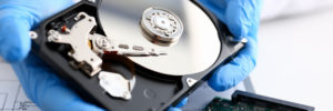 Data and Media Recovery